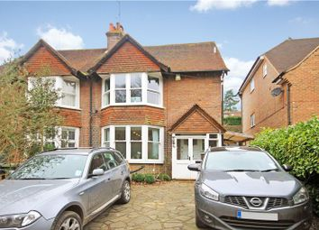 Thumbnail 4 bedroom semi-detached house to rent in Station Road, Amersham, Buckinghamshire