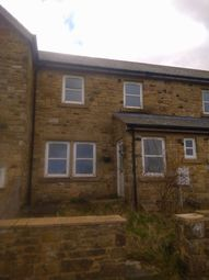 3 bed terraced house for sale in Derwent View, Consett DH8