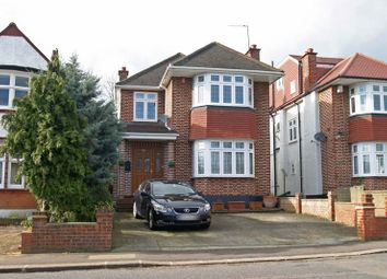 Thumbnail 3 bed detached house for sale in Hoppers Road, London