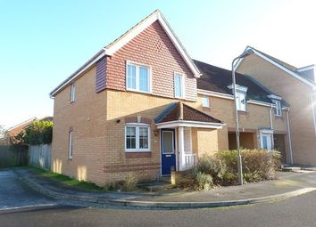 Thumbnail 2 bed terraced house to rent in Kings Chase, Andover, Hampshire