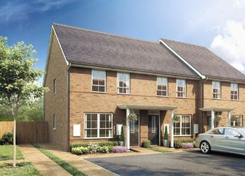 Thumbnail 2 bed property for sale in Mount Street, Barrowby Road, Grantham