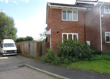 Thumbnail 2 bed end terrace house for sale in Glave Saunders Avenue, Exeter