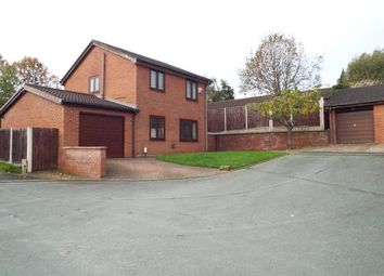 Thumbnail 4 bed detached house for sale in Farnley Close, Norton Brow, Runcorn, Cheshire