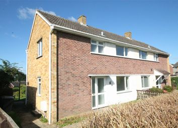 Thumbnail 3 bed semi-detached house for sale in Gaywood Drive, Newbury