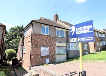 Thumbnail 2 bed maisonette for sale in Downbank Avenue, Barnehurst, Kent