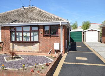 Thumbnail 2 bed semi-detached bungalow for sale in Halton Gardens, Blackpool