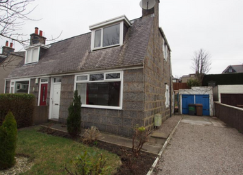 Thumbnail 2 bed semi-detached house to rent in Polmuir Road, Aberdeen AB11,