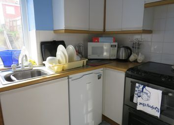 Thumbnail 1 bed flat to rent in Ashfield Road, Torquay