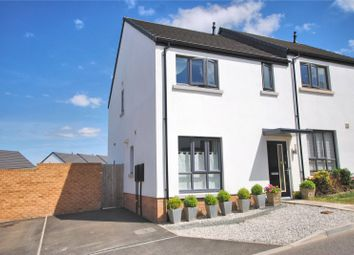 3 bed semi-detached house to rent in Summering Close, Okehampton EX20