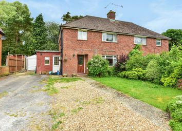 Thumbnail 3 bed semi-detached house for sale in Babs Field, Bentley, Farnham, Hampshire