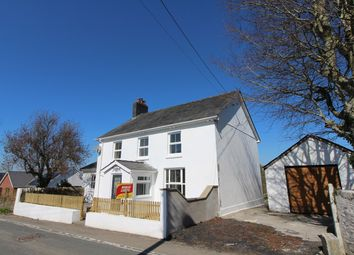 Thumbnail 4 bed detached house for sale in Llanybydder, Carmarthenshire