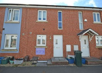 Thumbnail 2 bedroom terraced house for sale in Modern Terrace, Alicia Way, Newport