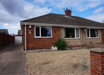 Thumbnail 3 bed semi-detached bungalow for sale in Highthorpe Crescent, Cleethorpes