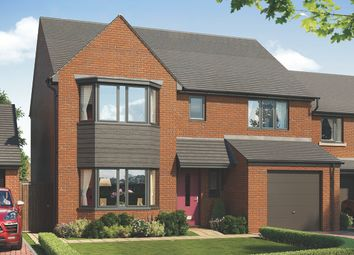 4 bed detached house for sale in York Road, Telford TF2