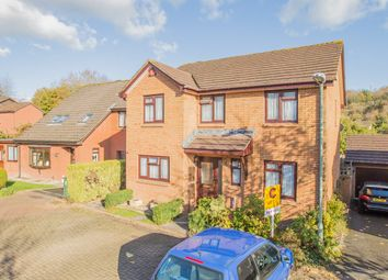 Thumbnail 5 bedroom detached house for sale in Rydon Acres, Kingsteignton, Newton Abbot
