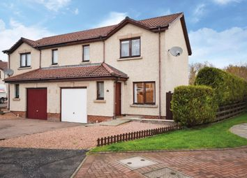 Thumbnail 3 bed semi-detached house for sale in Pringle Court, Perth, Perthshire