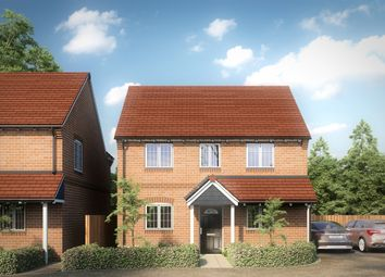 Thumbnail 3 bedroom detached house for sale in Worminghall Road, Oakley, Aylesbury