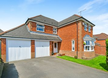 Thumbnail 4 bedroom detached house for sale in Cranborne Chase, Taw Hill, Swindon