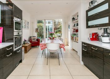 Thumbnail 4 bed terraced house to rent in Brockwell Park Gardens, London