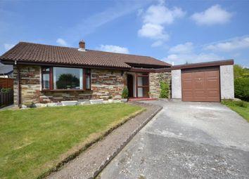 Thumbnail 3 bed detached bungalow for sale in Oakey Orchard, Lower Metherell, Callington, Cornwall