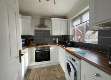 Thumbnail 2 bed terraced house to rent in Ingoldsby Close, March