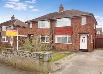 Thumbnail 3 bed semi-detached house to rent in Hill Top Crescent, Harrogate