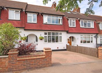 Thumbnail 3 bed terraced house for sale in Valley Hill, Loughton