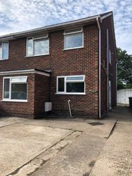Thumbnail 3 bed semi-detached house to rent in Laundry Road, Southampton