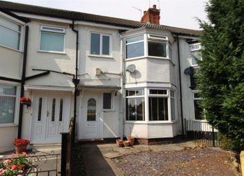 Thumbnail 3 bed property to rent in Etherington Road, Hull