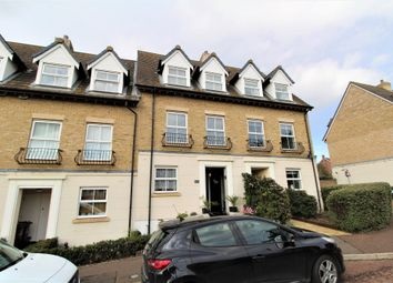 Thumbnail 3 bedroom town house for sale in Sandmartin Crescent, Stanway, Colchester