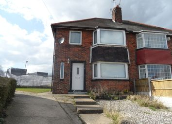 Thumbnail 3 bed semi-detached house to rent in Ridge Balk Lane, Woodlands, Doncaster