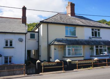 Thumbnail 3 bedroom terraced house for sale in Station Road, Lifton