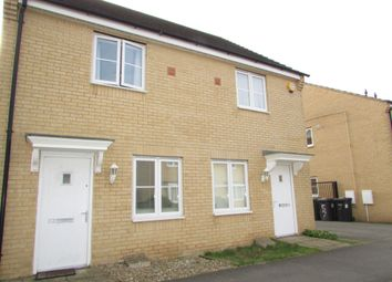 2 bed semi-detached house for sale in Apollo Avenue, Farcet, Peterborough PE2