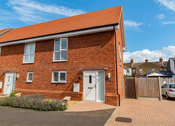Thumbnail 2 bed end terrace house for sale in Old School Court, Shoeburyness