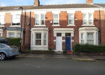 Thumbnail 3 bedroom terraced house to rent in Cheltenham Terrace, Heaton, Newcastle Upon Tyne