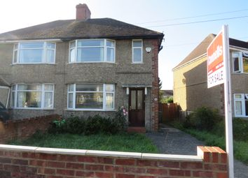 Thumbnail 3 bed semi-detached house for sale in Old Marston Road, Marston, Oxford