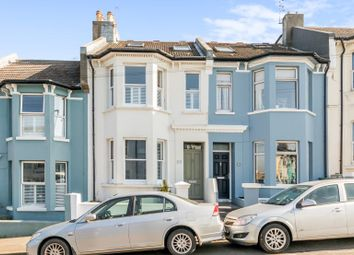 Bentham Road, Hanover, Brighton BN2. 4 bed terraced house for sale