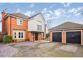 Thumbnail 5 bed detached house for sale in Rosyth Crescent, Derby