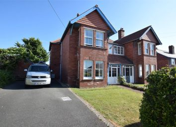 Thumbnail 4 bed semi-detached house for sale in Killerton Road, Bude