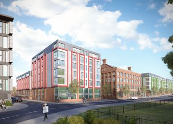 Thumbnail Studio for sale in Penthouse Cluster Deal, Fox Street, Liverpool