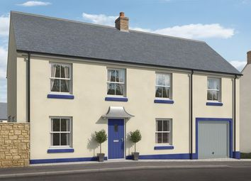 Thumbnail 4 bed detached house for sale in Ellis Drive, Chagford, Newton Abbot