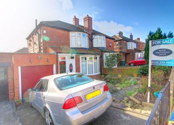 3 bed semi-detached house for sale in Springhill Gardens, Fenham, Newcastle Upon Tyne NE15