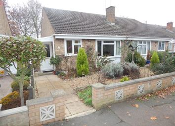 Thumbnail 2 bedroom semi-detached bungalow to rent in Reynolds Drive, Little Paxton, St. Neots