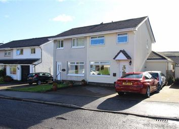Thumbnail 4 bed semi-detached house for sale in Wellyard Way, Greenock