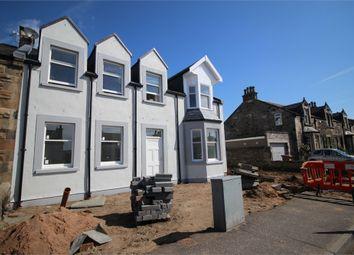 Thumbnail 3 bed flat for sale in Kinghorn Road, Burntisland, Fife