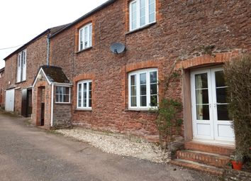 Thumbnail 3 bed cottage to rent in Lydeard St. Lawrence, Taunton