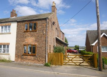 Thumbnail 3 bedroom semi-detached house for sale in Middle Street, Corringham, Gainsborough