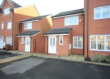 Thumbnail 2 bed end terrace house for sale in Deerfield Close, St. Helens