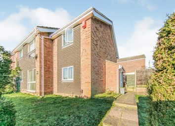 Thumbnail 5 bed semi-detached house for sale in Chatsworth Crescent, Ipswich