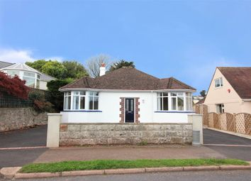 Thumbnail 2 bed detached bungalow for sale in Barchington Avenue, Torquay
